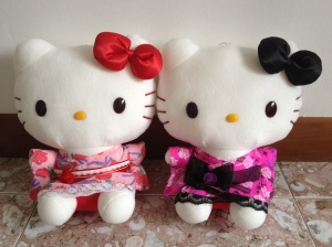 September 2012 - Hello kitty arcade machine buys