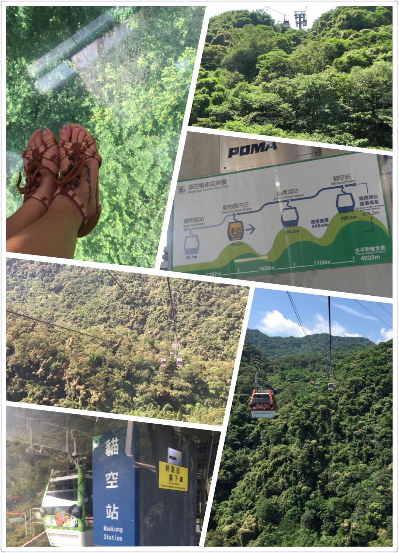 Taiwan Day 8 – Maokong Gondola, Mountain Teahouse, Taipei