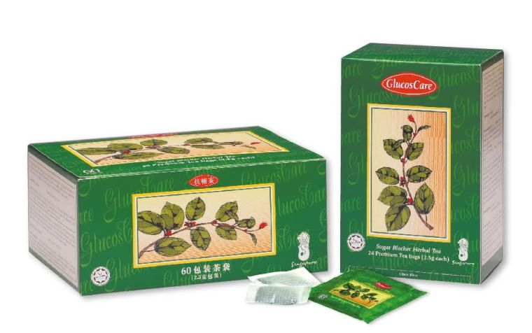 glucoscare sugar blocker herbal tea