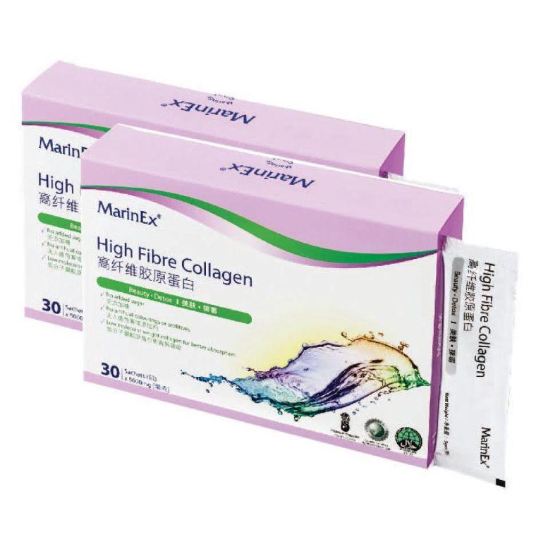high fibre collagen